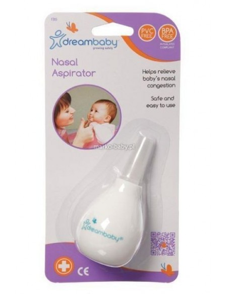 Aspirator do nosa Dreambaby PCR305P