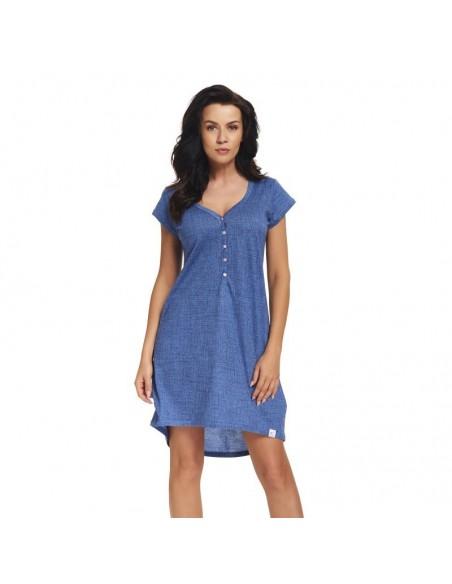 Koszula ciążowa DOBRANOCKA JEANS 5038