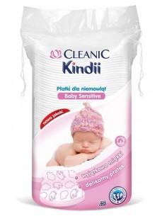 Płatki dla niemowląt Cleanic 60szt