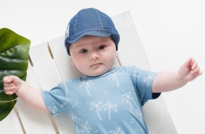 czapeczka niemowlęca