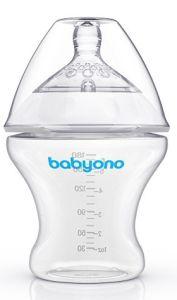 Butelki dla noworodków i niemowląt ze szkła i plastiku