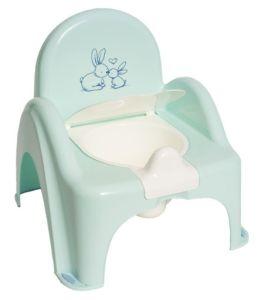 nocnik krzesełko z pozytywką dla niemowląt