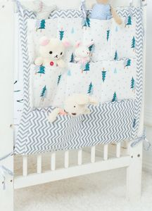 organizer for a cot