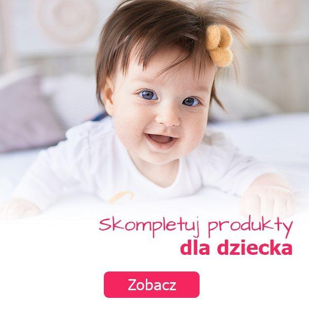 Wyprawka dla szpitala - produkty dla dziecka