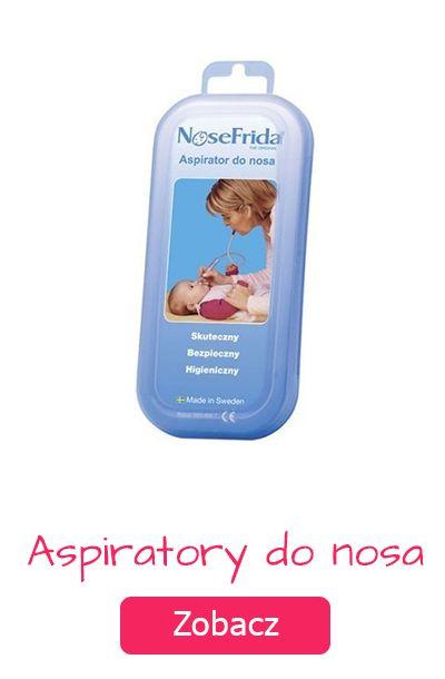 Aspiratory do noska