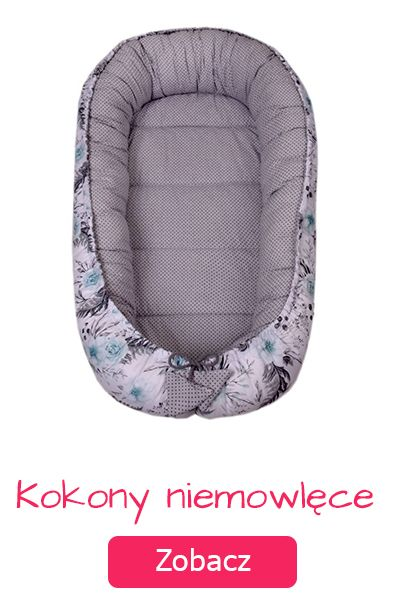 Kokony dla niemowląt