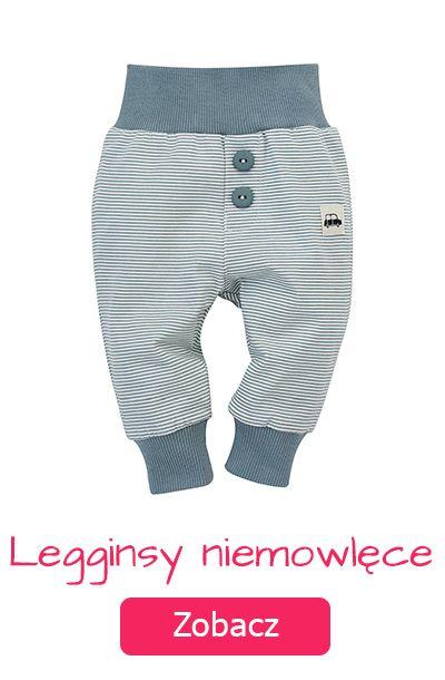 Legginsy dla niemowlaka